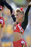2015 NCAA Football - Maryland @ WVU Royalty Free Stock Photo