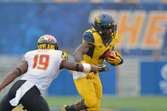 2015 NCAA Football - Maryland @ WVU Royalty Free Stock Photography