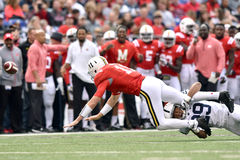 2015 NCAA Football - Penn State vs. Maryland Stock Photography