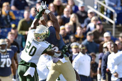 2015 NCAA Football - South Florida at Navy Stock Photography