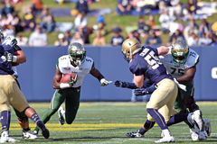2015 NCAA Football - South Florida at Navy Royalty Free Stock Photos