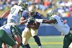 2015 NCAA Football - South Florida at Navy Royalty Free Stock Photo