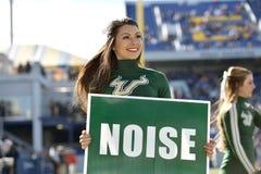 2015 NCAA Football - South Florida at Navy Royalty Free Stock Images