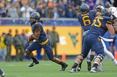 2014 NCAA Football - TCU-WVU Stock Images