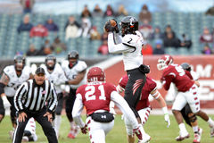 2014 NCAA Football - Temple-Cincinnati Stock Photos