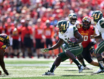 2015 NCAA Football - USF @ Maryland Royalty Free Stock Photos