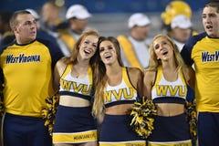 2015 NCAA-Fußball - GA südliches @ WVU Lizenzfreie Stockfotografie