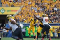 2015 NCAA-Fußball - Maryland @ WVU Stockfoto