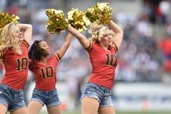 2015 NCAA-Fußball - Penn State gegen maryland Lizenzfreies Stockfoto