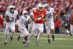 2015 NCAA-Fußball - Penn State gegen maryland Lizenzfreies Stockbild