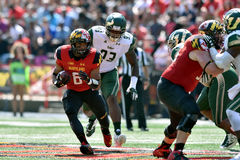 2015 NCAA-Fußball - USF @ Maryland Stockfoto