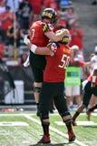2015 NCAA-Fußball - USF @ Maryland Stockbild