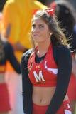 2015 NCAA futbol - Maryland @ WVU Zdjęcie Stock