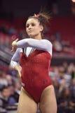 2015 NCAA gimnastyki - Maryland Zdjęcia Royalty Free
