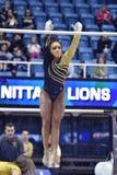 2015 NCAA gimnastyki - Penn stan Obraz Stock