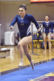 2015 NCAA gimnastyki - Penn stan Fotografia Stock