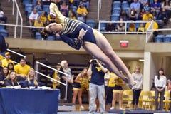 2015 NCAA gimnastyki - Penn stan Zdjęcie Royalty Free