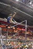 2015 NCAA Gymnastics - West Virginia Stock Photo