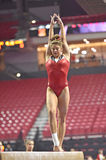 2015 NCAA Gymnastiek - Maryland Royalty-vrije Stock Fotografie