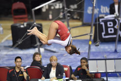 2015 NCAA Gymnastiek - Maryland Royalty-vrije Stock Afbeelding