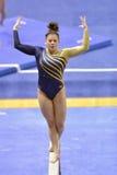 2015 NCAA Gymnastiek - Staat WVU-Penn Royalty-vrije Stock Fotografie