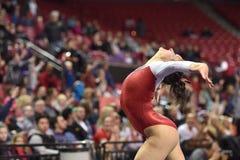2015 NCAA-Gymnastik - Maryland Stockfoto
