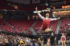 2015 NCAA-Gymnastik - Maryland Stockbilder