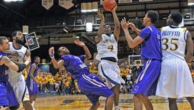 NCAA het basketbal 2012 van Mensen Royalty-vrije Stock Fotografie
