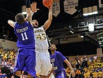 NCAA het basketbal 2012 van Mensen Stock Afbeeldingen