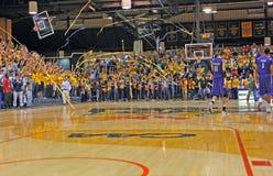 NCAA het basketbal 2012 van Mensen Stock Foto