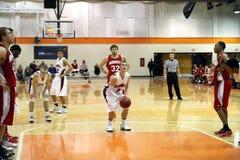 NCAA het Basketbal van Mensen Royalty-vrije Stock Foto