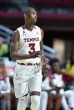 2015 NCAA het Basketbal van Mensen - Delaware bij Tempel Stock Fotografie
