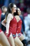 2015 NCAA het Basketbal van Mensen - Delaware bij Tempel Royalty-vrije Stock Foto