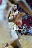 2015 NCAA het Basketbal van Mensen - Delaware bij Tempel Royalty-vrije Stock Foto's
