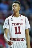 2015 NCAA het Basketbal van Mensen - FDU bij Tempel Royalty-vrije Stock Fotografie