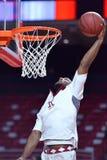 2015 NCAA het Basketbal van Mensen - tempel-Houston Stock Afbeeldingen