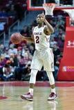 2015 NCAA het Basketbal van Mensen - tempel-Houston Royalty-vrije Stock Foto's