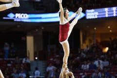 2015 NCAA het Basketbal van Mensen - tempel-Houston Stock Fotografie
