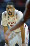 2015 NCAA het Basketbal van Mensen - tempel-Tulsa Stock Afbeeldingen
