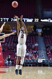 2014 NCAA het Basketbal van Mensen - TEMPEL versus LIU Stock Foto's