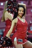 2015 NCAA het Basketbal van Vrouwen - Tempel versus de Staat van Delaware Royalty-vrije Stock Fotografie