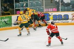 NCAA Hockey Game Stock Photos