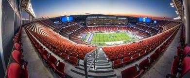 2016 NCAA Kampioenschapsspel - het Stadion van Levi ` s Stock Fotografie