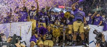 2016 NCAA Kampioenschapsspel - het Stadion van Levi ` s Royalty-vrije Stock Fotografie