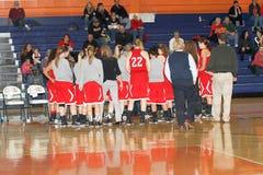 NCAA kobiet koszykówka Zdjęcie Stock