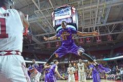 2015 NCAA koszykówka - CC$ECU Fotografia Stock