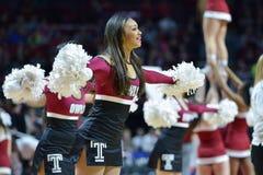 2015 NCAA koszykówka - CC$ECU Obraz Royalty Free