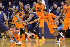 2015 NCAA koszykówka - Oklahoma stan Zdjęcie Royalty Free