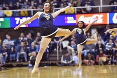 2015 NCAA koszykówka - Oklahoma stan Obrazy Royalty Free