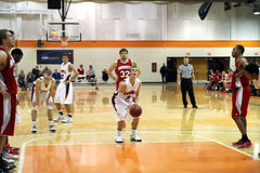 Ncaa-mäns basket Royaltyfri Foto